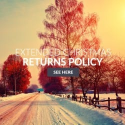 Hey Dude Christmas delivery and returns policy