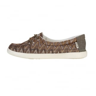 Ferrara Slip On Incas Mocha