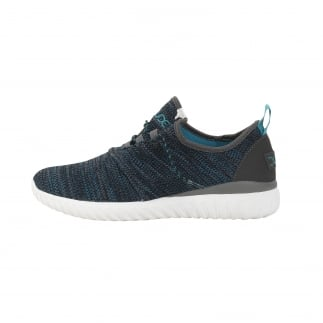 Renova Sox Grey Azur Easy Fit Slouch Trainer