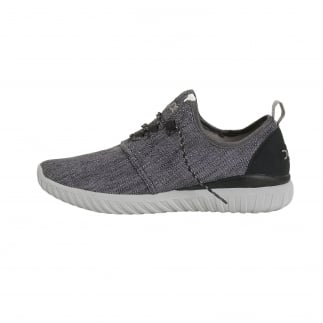 Renova Woven Carbon Easy Fit Slouch Trainer