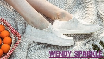 Womens Wendy Sparkle