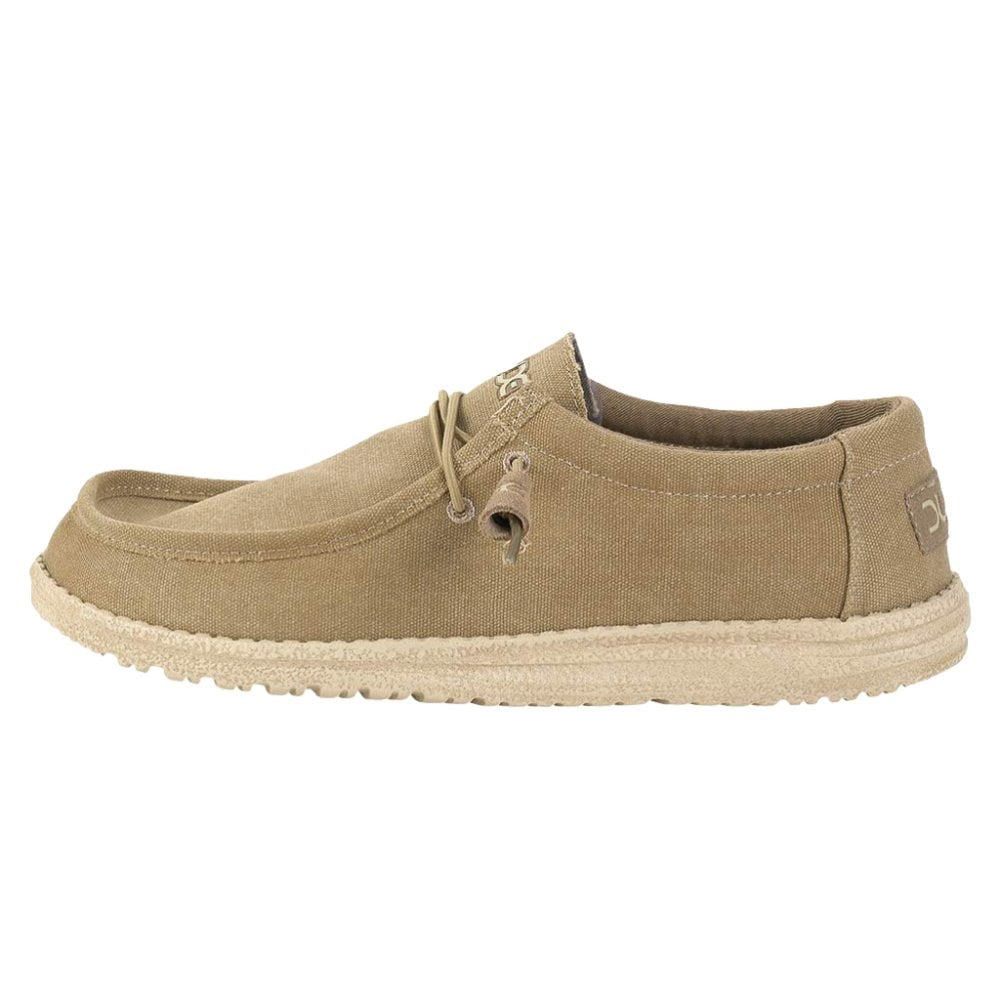 Hey Dude Shoes Wally Classic Chestnut