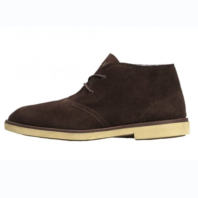 Dude Shoes Torino Fur Lined Desert Boot