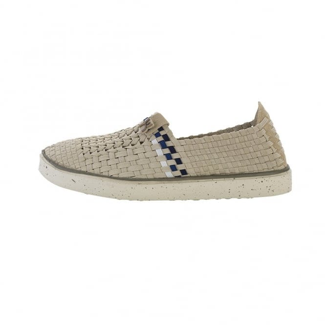 Dude Shoes E-Last Funk Beige