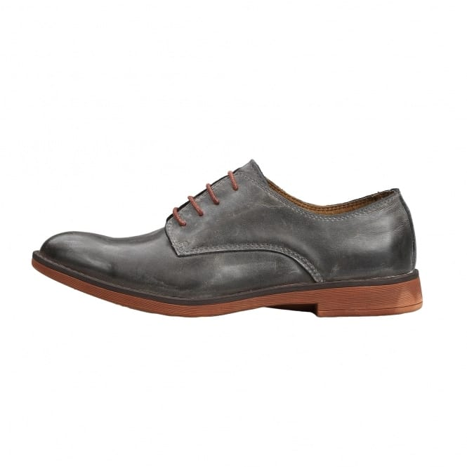 Dude Shoes Volterra Elmo Leather Derby Shoe