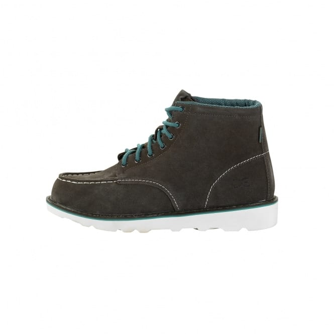 Dude Shoes Rocca Bruno Suede Moc Toe Boots