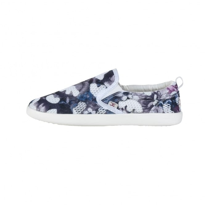 Dude Shoes Tyler Mesh Floral Slip On