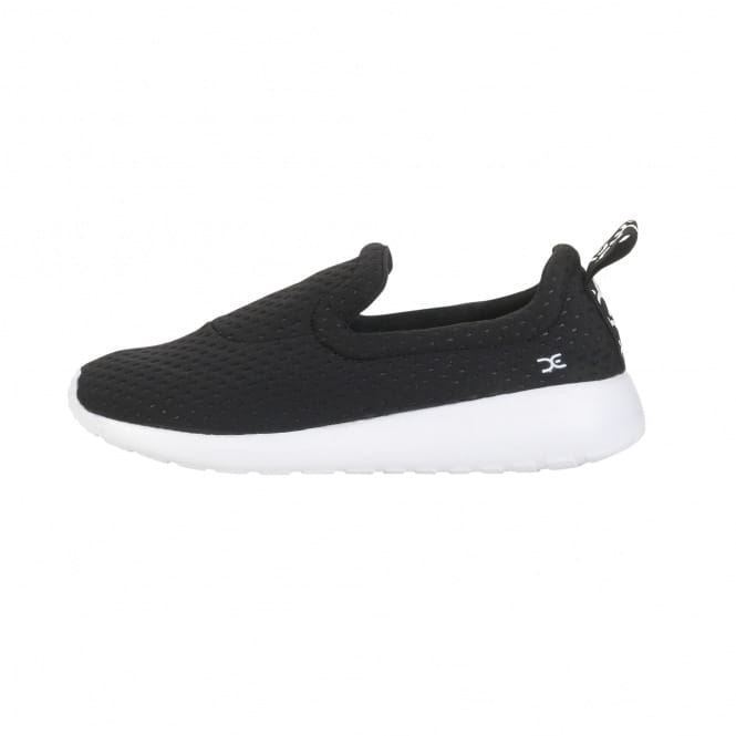 Dude Shoes Chloe Black Slip On