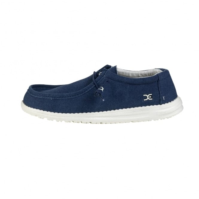 Dude Shoes Wally Classic Sea Blue