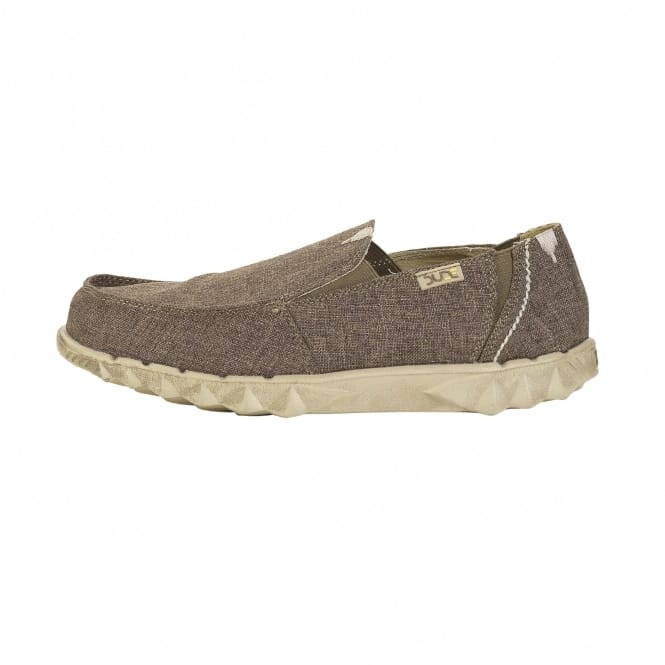Dude Shoes Farty Linen Rope
