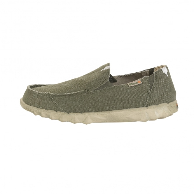 Dude Shoes Farty Classic Musk Slip On / Mule