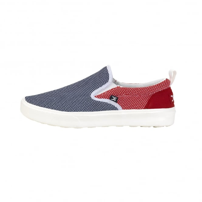 Dude Shoes Flip French Slip-On Tennis Shoe