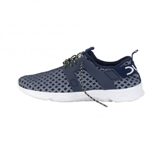 Dude Shoes Mistral Navy Airflow Trainer
