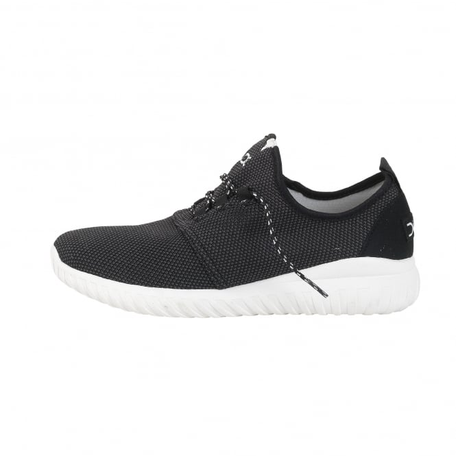 Dude Shoes Renova Sox Onyx Urban Trainer