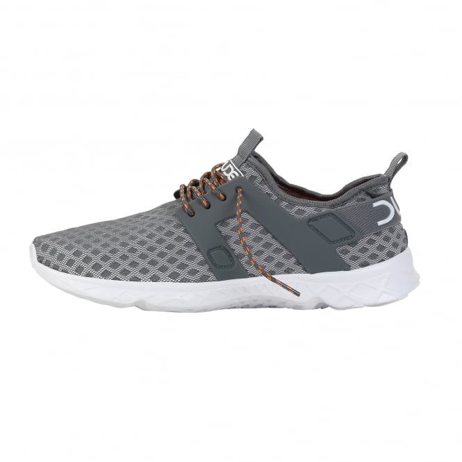 Dude Shoes Mistral Ladies Grey Airflow Trainer