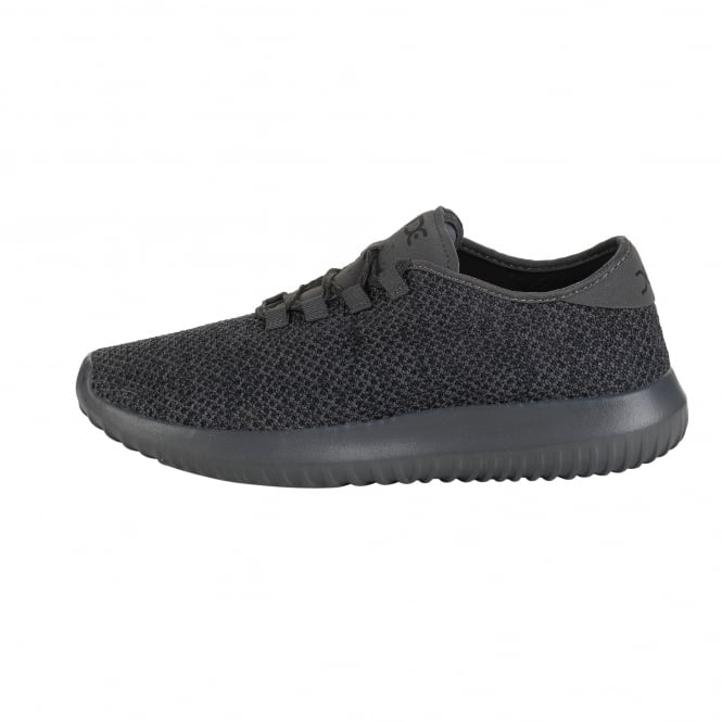 Dude Shoes Chase Knit Dark Grey