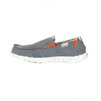 grey urban casual shoes
