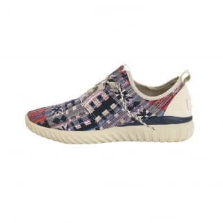 comfy canvas mens trainers