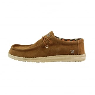 Wally Winter Suede Nut