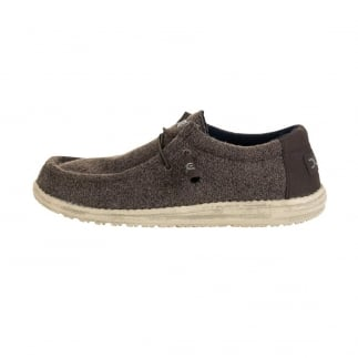 Wally Wool Taupe