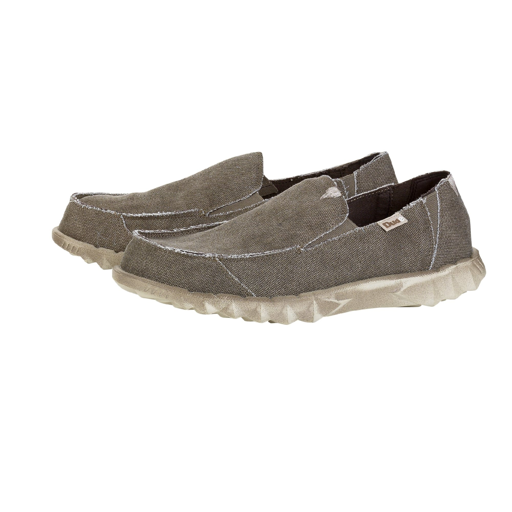 Hey Dude Shoes Farty Chocolate Suede Slip On Mule